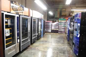 Vending Products Warehouse