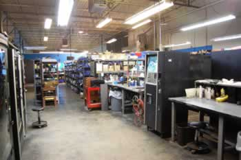 Vending Machine Parts and Service Michigan