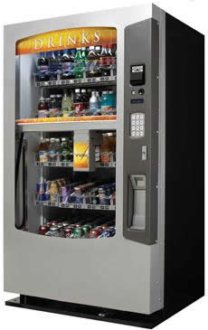Vendo Vue30 Beverage Vending-0