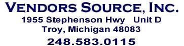 Vendors Source Inc.