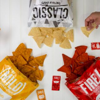 Taco Bell Tortilla Chips