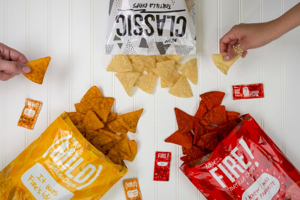 Taco Bell Tortilla Chips