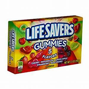 gummie Savers
