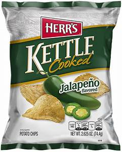 Herrs Jalapeno Chips