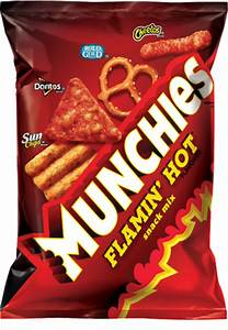 hot munchies mix