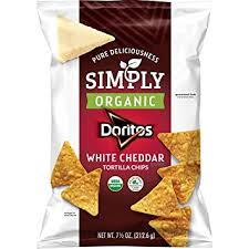 Lss Doritos White Cheddar