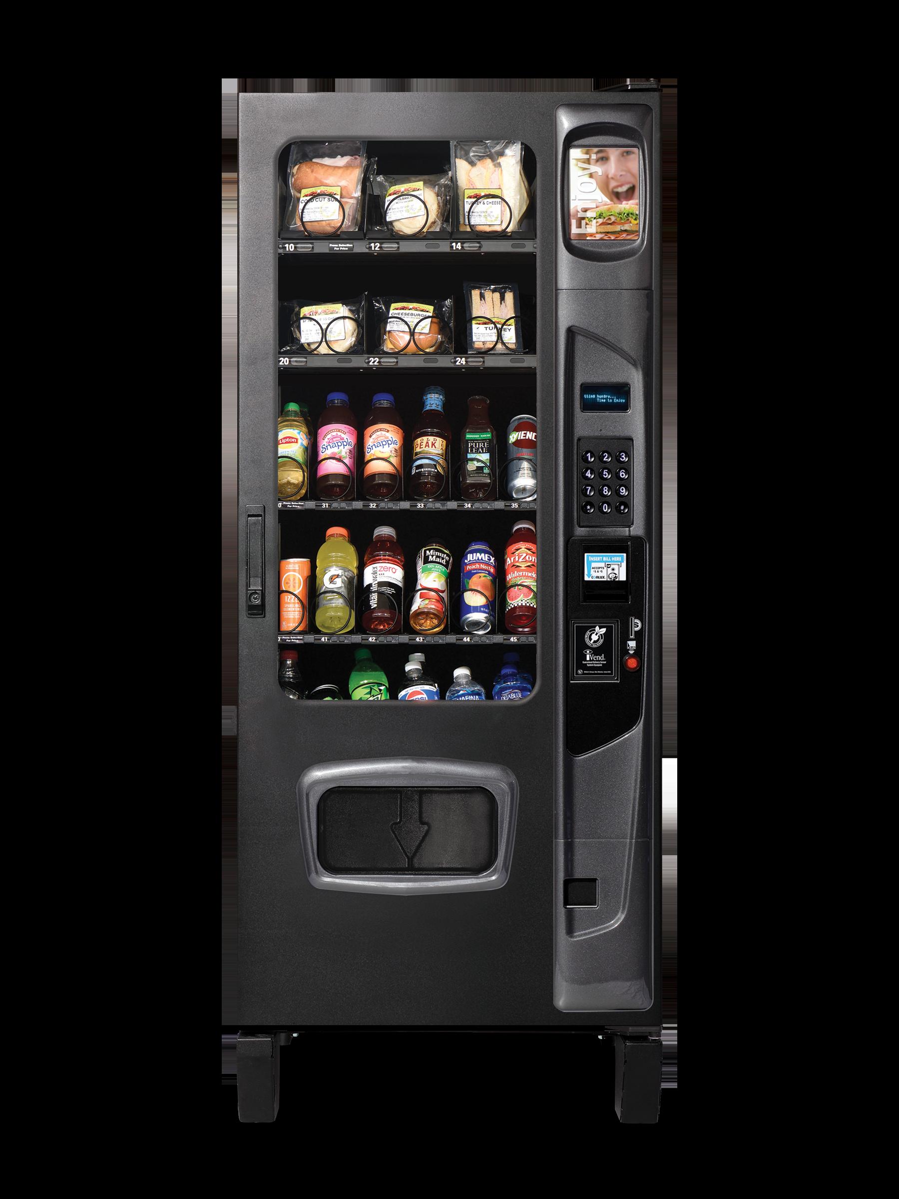 Alpine ST3000 Vending Machine - Vendors Source Michigan & Toledo Ohio